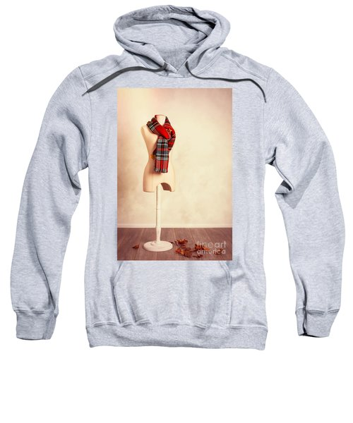 Winter Scarf Sweatshirt
