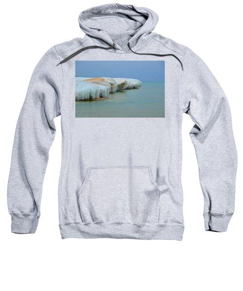 Winter Sculpting Sweatshirt