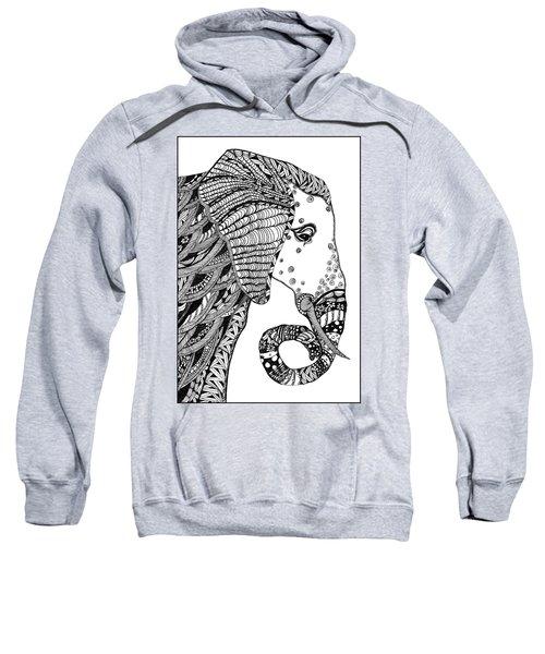 Wise Elephant Sweatshirt