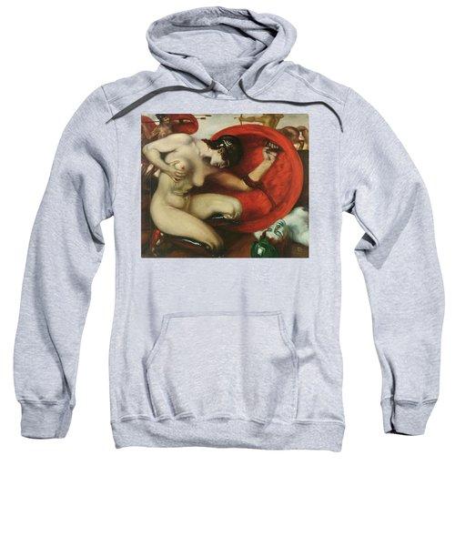 Wounded Amazon Sweatshirt