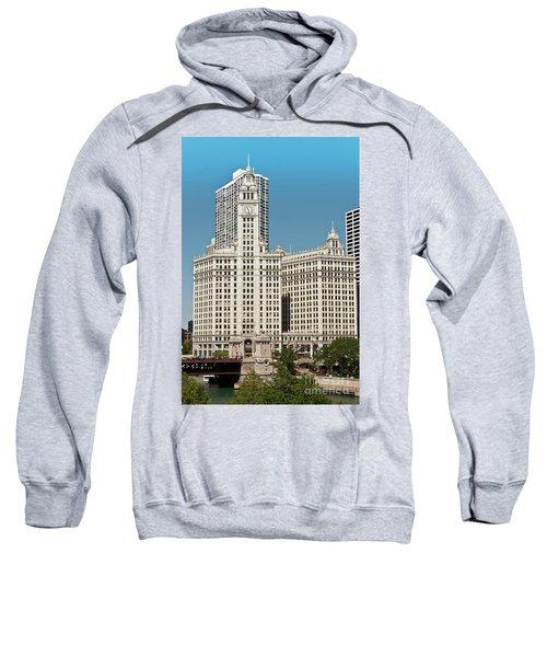 Wrigley Building Sweatshirt
