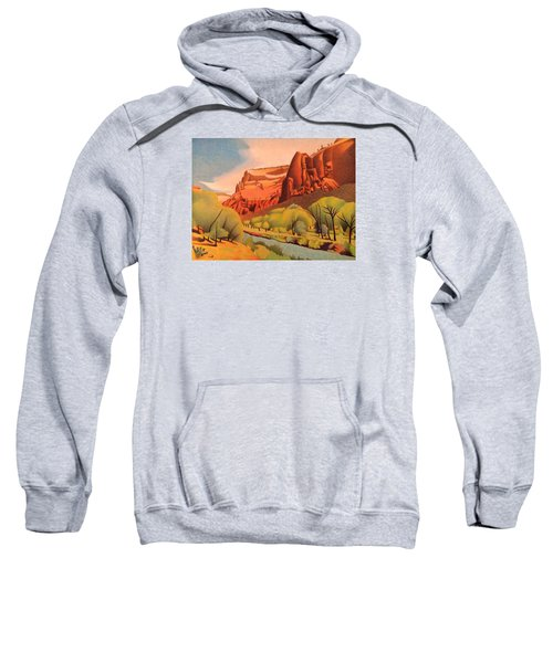 Zion Canyon Sweatshirt