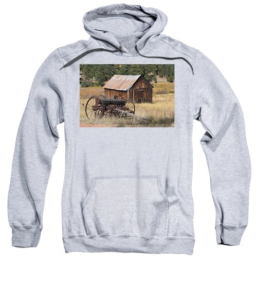 Seed Tiller - Barn Westcliffe Co Sweatshirt