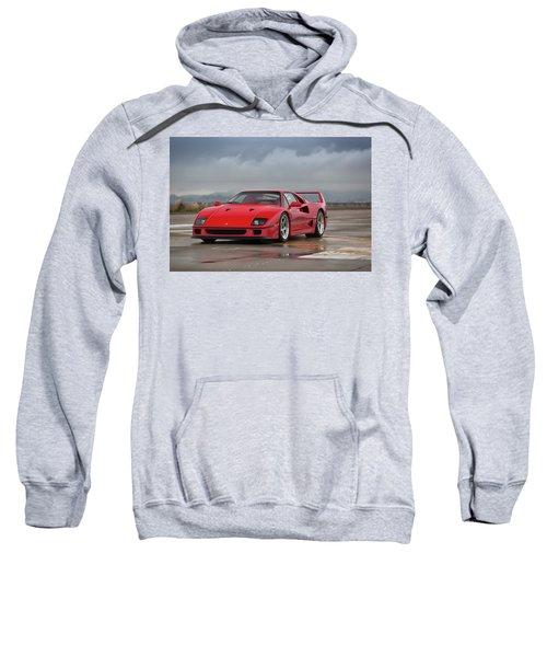 #ferrari #f40 #print Sweatshirt