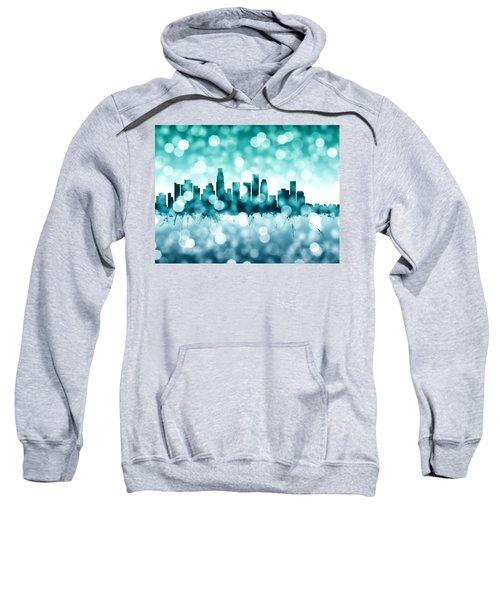 Los Angeles California Skyline Sweatshirt
