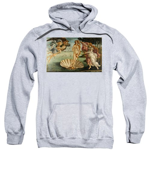 The Birth Of Venus Sweatshirt