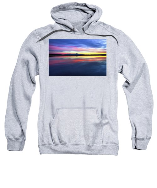 Lake Winnipesaukee - Layers Sweatshirt