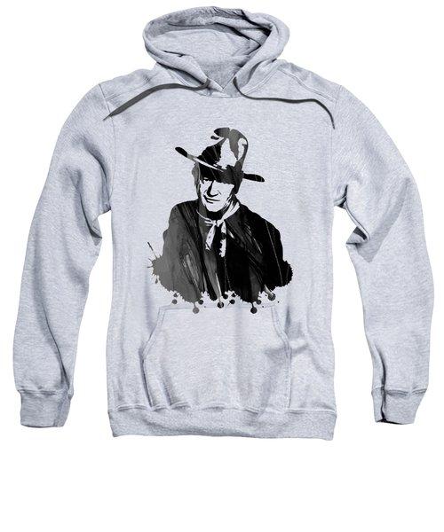 John Wayne Collection Sweatshirt by Marvin Blaine