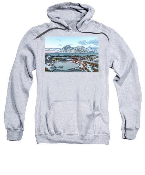 Sund, Lofoten - Norway Sweatshirt