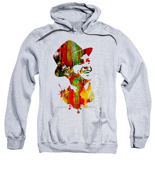 Frank Sinatra Collection Sweatshirt by Marvin Blaine
