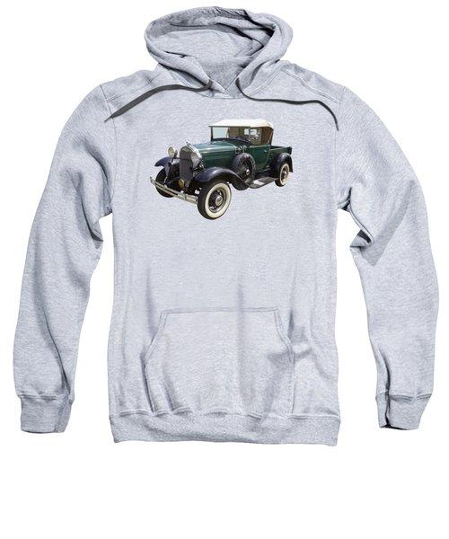 1930 Ford Model A Pickup Truck Sweatshirt