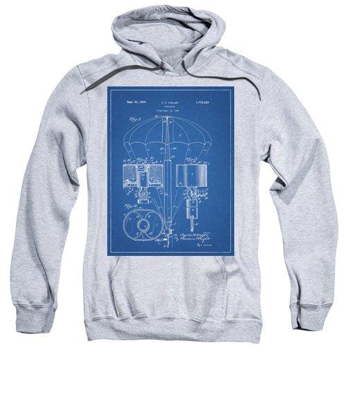 1930 Parachute Patent Sweatshirt