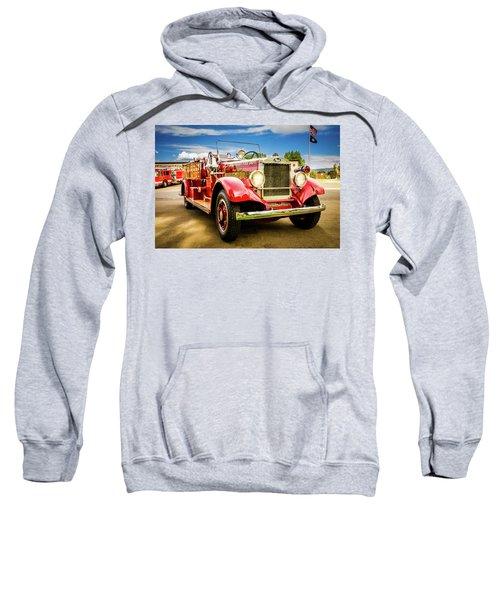 1931 Mack - Heber Valley Fire Dept. Sweatshirt