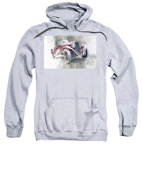 1934 Walter Standart S Jindrih Knapp 1000 Mil Ceskoslovenskych Winner  Sweatshirt