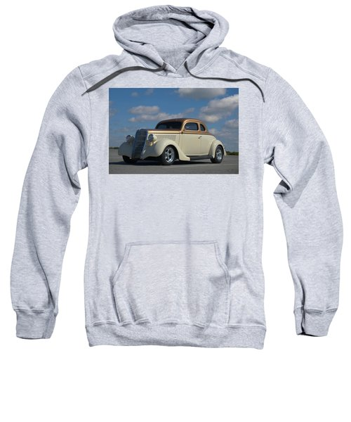1935 Ford Coupe Hot Rod Sweatshirt