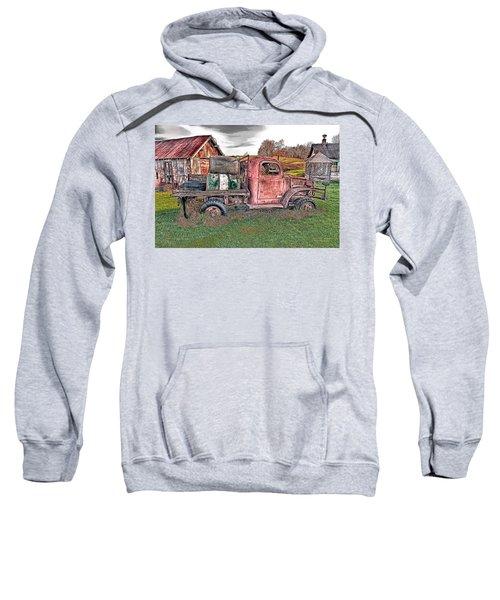 1941 Dodge Truck Sweatshirt