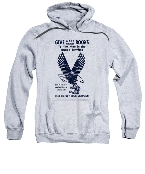 1943 Victory Book Campaign Sweatshirt