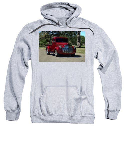 1946 Chevrolet Pickup Truck Sweatshirt
