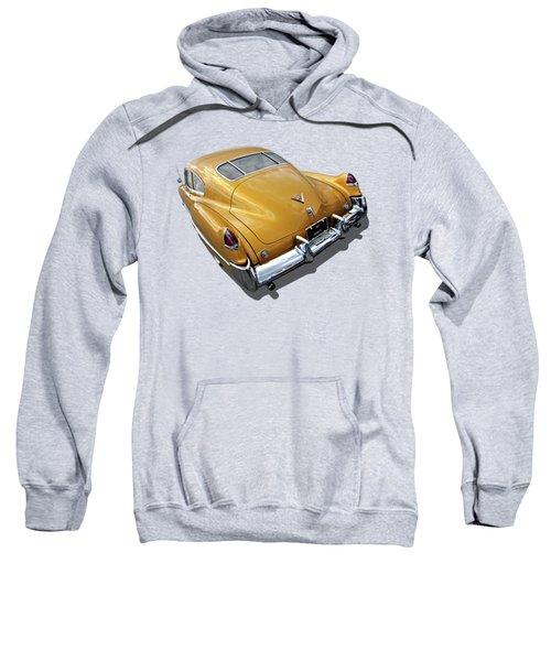 1949 Cadillac Sedanette Rear Sweatshirt