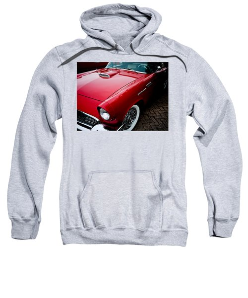 1956 Ford Thunderbird Sweatshirt