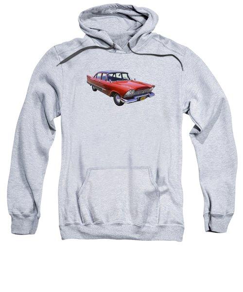1958 Plymouth Savoy Classic Car Sweatshirt