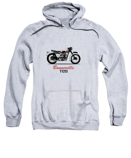 1959 T120 Bonneville Sweatshirt
