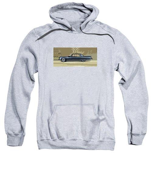 1961 Cadillac Fleetwood Sixty-special Sweatshirt