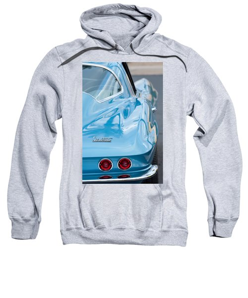 1967 Chevrolet Corvette 11 Sweatshirt
