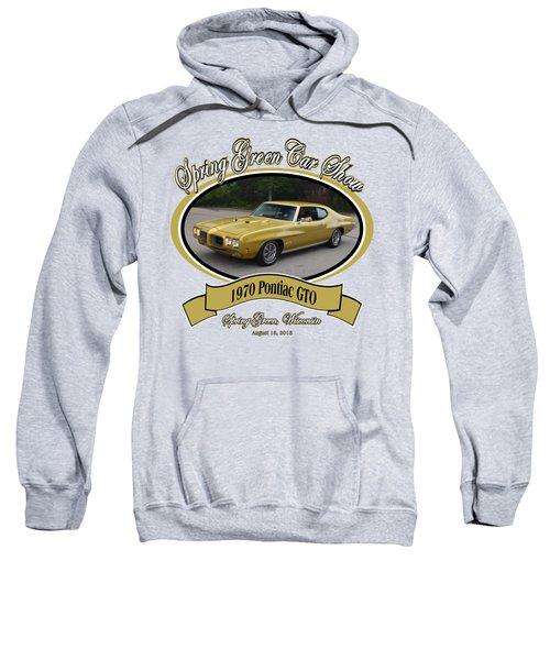 1970 Pontiac Gto Feiner Sweatshirt