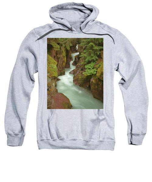 1m8115 Avalanche Gorge Mt Sweatshirt