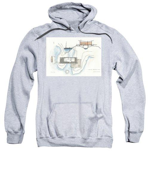 Architectural Drawing Sweatshirt