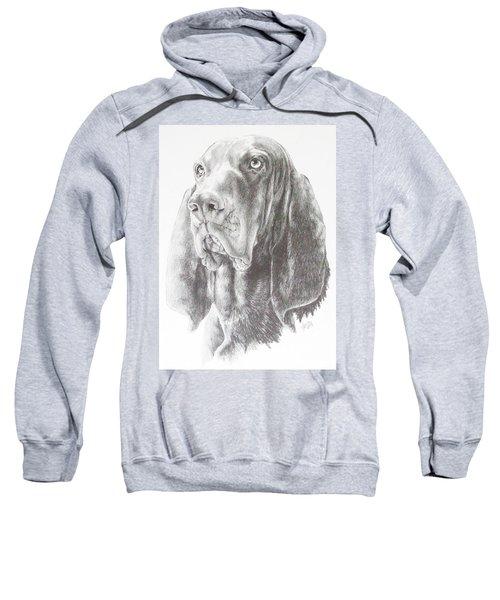 Black And Tan Coonhound Sweatshirt