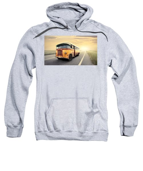 Bus Sweatshirt