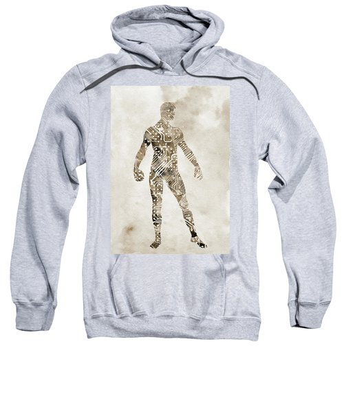 Circuit Board Man X Sweatshirt