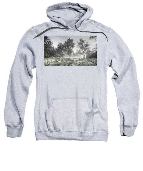 Colorful Autumn Landscape Sweatshirt