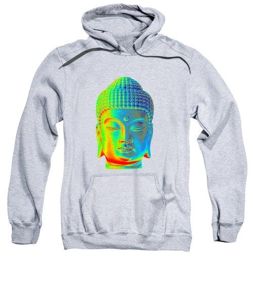 colorful Buddha - Korean Sweatshirt