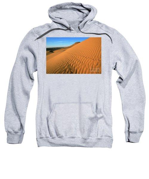 Desert Sand Dunes.  Sweatshirt