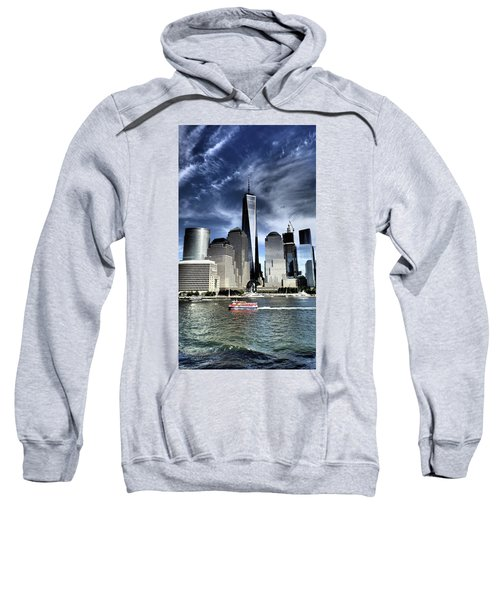 Dramatic New York City Sweatshirt