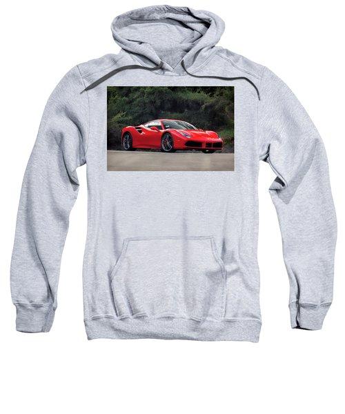 #ferrari #488gtb Sweatshirt
