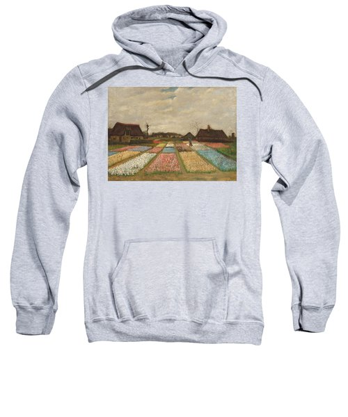 Flower Beds In Holland Sweatshirt