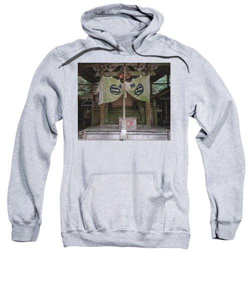 Forrest Shrine, Japan Sweatshirt