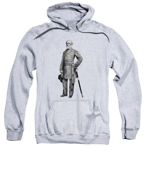General Robert E. Lee Sweatshirt by War Is Hell Store