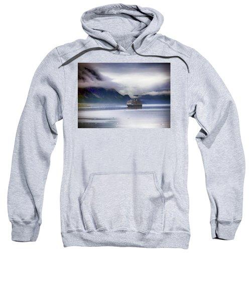 Glacier Bay Alaska Sweatshirt