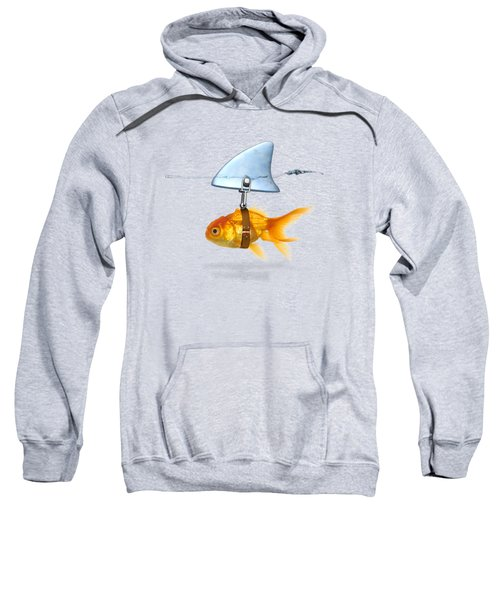 Gold Fish  Sweatshirt