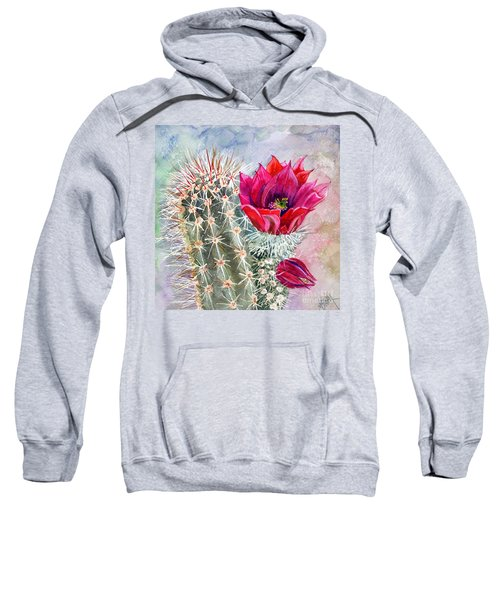 Hedgehog Cactus Sweatshirt