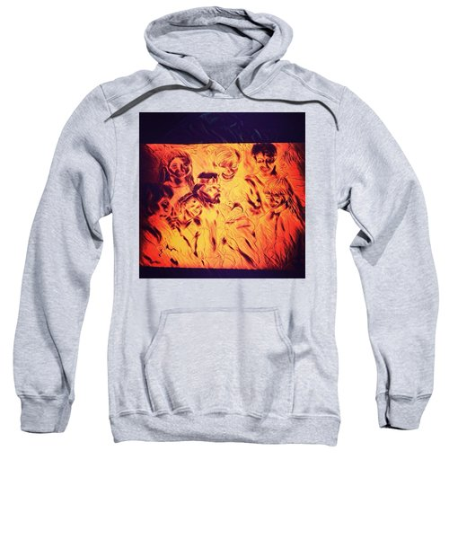 In Heaven With Jesus Sweatshirt