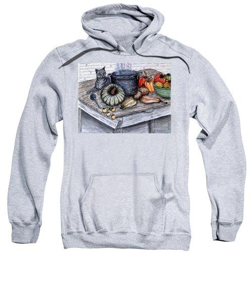 Just Curious Sweatshirt