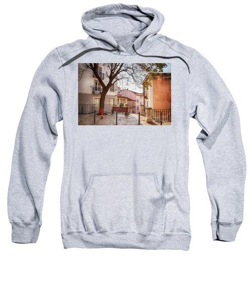 Lisbon's City Street Sweatshirt