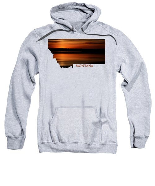 Montana- Sunrise Sweatshirt