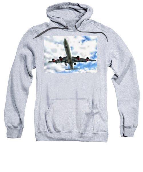 Passenger Plane Sweatshirt